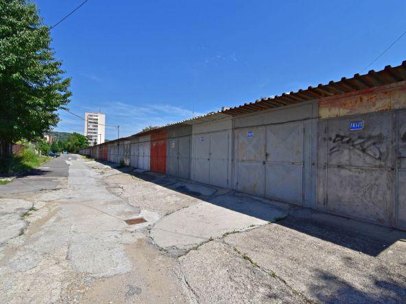 Na predaj garáž, Štítova ulica, Košice – Staré mesto, 15m2 s elektrinou